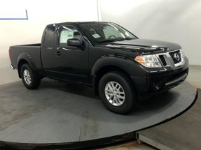 2020 Nissan Frontier King Cab 4x4 SV Auto