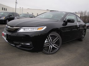2016 Honda Accord Coupe 2dr V6 Auto Touring ***MANAGERS DEMO***