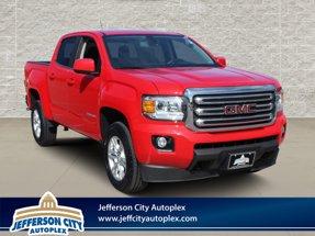 2019 GMC Canyon 4WD SLE