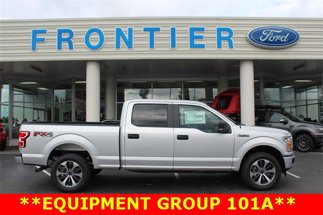 2019 Ford F-150 XL 4X4 SuperCrew Long Bed