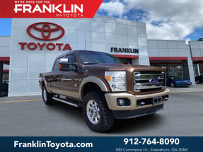 Used 2012 Ford Super Duty F-250 SRW in Statesboro, GA