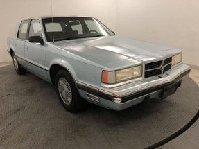 1989 Dodge Dynasty 4dr Sedan