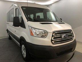 """2019 Ford Transit Passenger Wagon T-350 148"""" Med Roof XLT Sliding RH"""