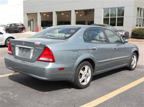 2004 Suzuki Verona