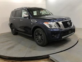 2019 Nissan Armada 4x4 Platinum