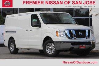 2019 Nissan NV Cargo SL