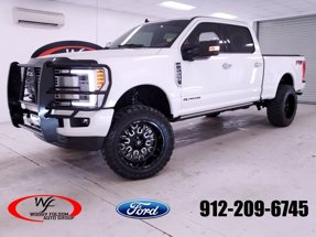 2019 Ford Super Duty F-250 SRW Platinum