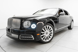 2017 Bentley Mulsanne Extended Wheelbase Sedan
