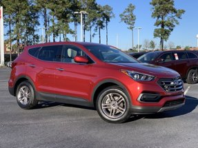 2017 Hyundai SantaFeSport 2.4L