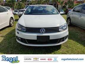 2015 Volkswagen Eos Executive Edition