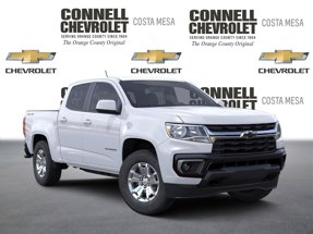 2021 Chevrolet Colorado 4WD LT
