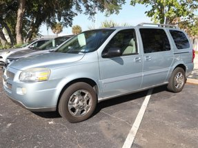 2007 Chevrolet Uplander LT w/2LT