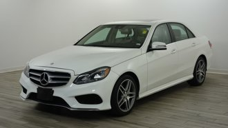 2016 Mercedes-Benz E-Class E 350 Luxury