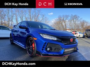 2017 Honda Civic Type R Touring