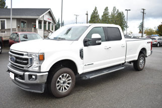 2020 Ford Super Duty F-350 SRW LARIAT PICKUP 4D 6 3/4 FT