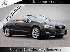 2014 Audi A5 Premium Plus