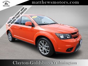 2018 Dodge Journey GT 2WD w/ 3rd Row