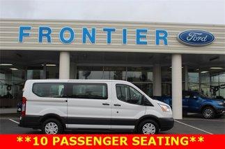 2018 Ford Transit Passenger T-150 XLT LR 10 Seat
