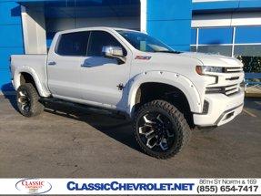 2020 Chevrolet Silverado1500 LTZ