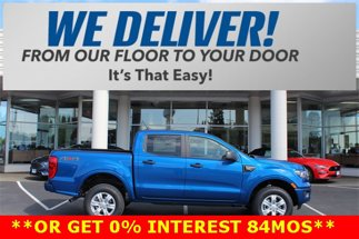 2019 Ford Ranger XLT 4X4 SuperCrew