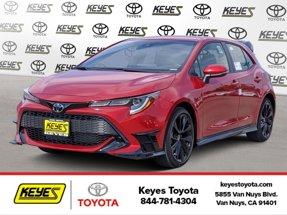 2021 Toyota Corolla Hatchback STD