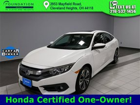 2017 Honda Civic Sedan EX-L