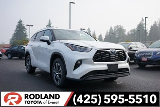 New Toyota Highlander Everett Wa