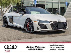 2020 Audi R8 Spyder V10 performance