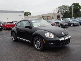 2016 Volkswagen Beetle Coupe 1.8T Classic