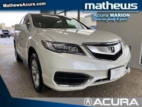 2018 Acura RDX w/Technology Pkg