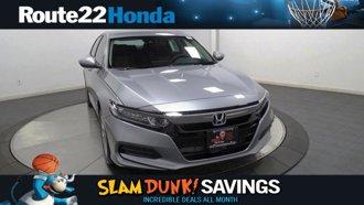 2020 Honda Accord Sedan LX 1.5T