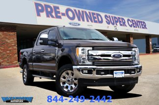 2017 Ford Super Duty F-250 SRW Lariat