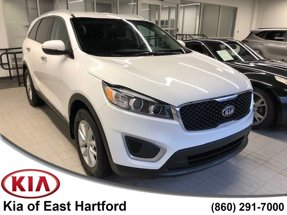2017 KIA Sorento LX Convenience Package