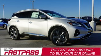 2020 Nissan Murano Platinum