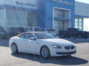 2014 BMW 6 Series 640i xDrive