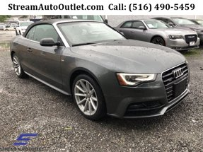 2017 Audi A5 Cabriolet Sport