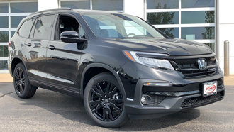2020 Honda Pilot BLACK ED