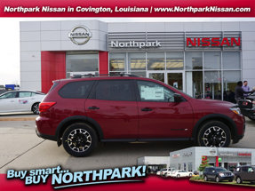 2020 Nissan Pathfinder SV Rock Creek