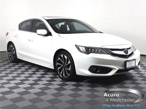 2017 Acura ILX Technology Plus and A-SPEC Packages