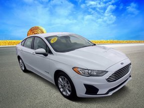 2019 Ford Fusion Hybrid SE Hybrid