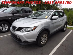2018 Nissan Rogue Sport S 2WD