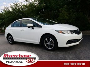 2015 Honda Civic Sedan SE