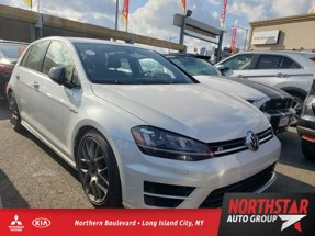2016 Volkswagen Golf R 4-Door w/DCC & Navigation