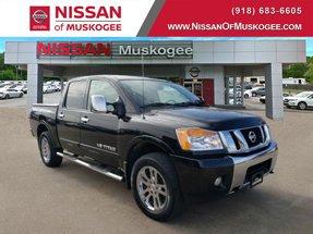 2015 Nissan Titan SL