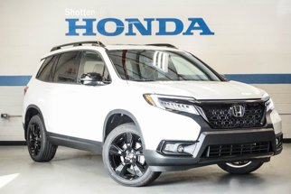 2020 Honda Passport Elite
