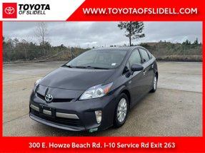 2015 Toyota Prius Plug-In Base