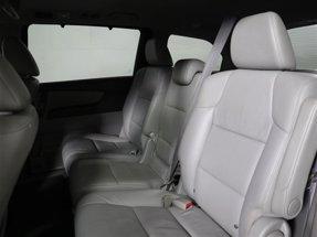 2011 Honda Odyssey Rear Entertainment System