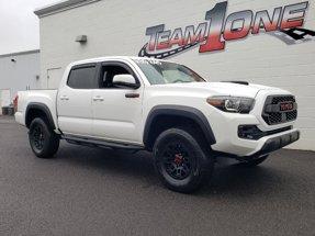 2018 Toyota Tacoma TRD Pro