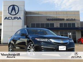 2017 Acura TLX w/Technology Pkg
