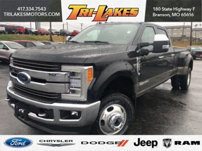 2019 Ford Super Duty F-350 DRW King Ranch
